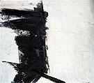 Untitled 108 1959 - Franz Kline