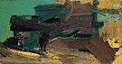 Untitled 84 c1950 - Franz Kline