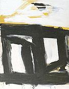 Zinc Door 1961 - Franz Kline