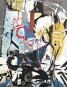 Untitled 75 c1948 - Franz Kline