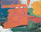Untitled 12 1957 - Franz Kline