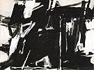 Cupola c1958 - Franz Kline