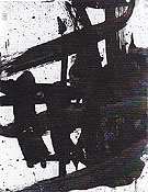 Study for Turbin 1958 - Franz Kline