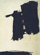 Untitled 105 1960 - Franz Kline