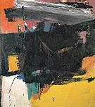 Red Crayon 1959 - Franz Kline