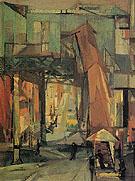 Chatham Square 1948 - Franz Kline