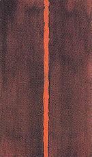 Onement I 1948 - Barnett Newman