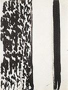 Untitled 69 1960 - Barnett Newman
