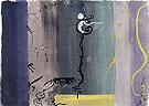 Untitled 9 1945 - Barnett Newman