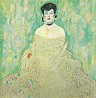 Amalie Zuckerkandl 1917 - Gustav Klimt