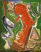 Acension 1952 - Hans Hofmann