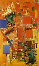 Towering Spaciousness 1956 - Hans Hofmann