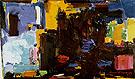Early Dawn 1957 - Hans Hofmann