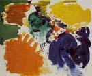 Rising Sun 1958 - Hans Hofmann