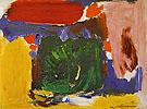 Daybreak 1958 - Hans Hofmann