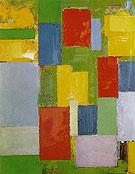 Abstract Euphony 1958 - Hans Hofmann