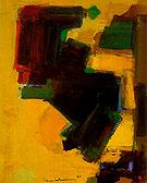 Orbiting Shapes 1959 - Hans Hofmann