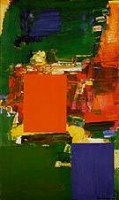 Olive Grove 1960 - Hans Hofmann