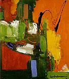 The Lake 1960 - Hans Hofmann