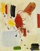 The Voice of the Wind 1961 - Hans Hofmann