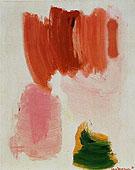 Delirious Pink 1961 - Hans Hofmann