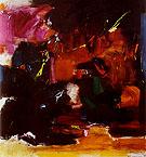 Summer Night Bliss 1961 - Hans Hofmann