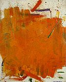 Hazy Sun 1961 - Hans Hofmann