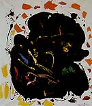 Black Diamond 1961 - Hans Hofmann