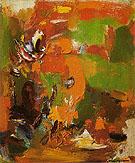 Untitled 1965 - Hans Hofmann