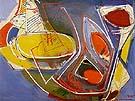 Obliquite 1947 - Hans Hofmann