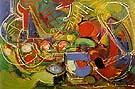 Abundance 1947 - Hans Hofmann