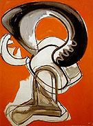 Furry 1946 - Hans Hofmann
