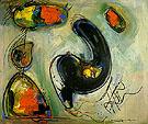Mysterious Approach II 1946 - Hans Hofmann