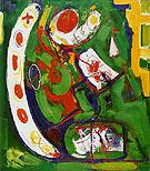 Sphinx 1947 - Hans Hofmann