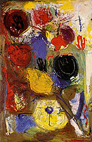 The Third Hand 1947 - Hans Hofmann