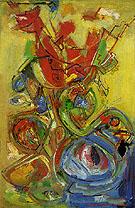 The Resurrection VII 1948 - Hans Hofmann