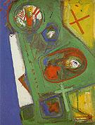 Table Version II 1949 - Hans Hofmann