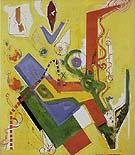 Yellow Predominance 1949 - Hans Hofmann