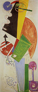 Chimbote Mural - Hans Hofmann