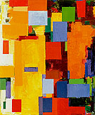 Equinox 1958 - Hans Hofmann