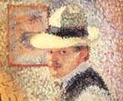 Self Portrait 1902 - Hans Hofmann