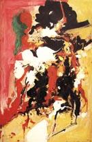 Effervescence 1944 - Hans Hofmann