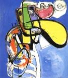 Esctasy 1946 - Hans Hofmann