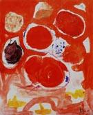 Untitled 1946 - Hans Hofmann