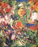 Le Gilotin 1953 - Hans Hofmann
