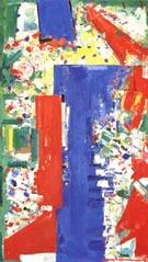 Scintillating Space 1954 - Hans Hofmann