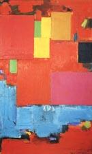 Pompeii 1959 - Hans Hofmann