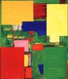 Equipoise 1958 - Hans Hofmann