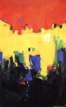 Above Deep Waters 1959 - Hans Hofmann