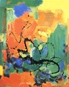 Burning Bush 1959 - Hans Hofmann